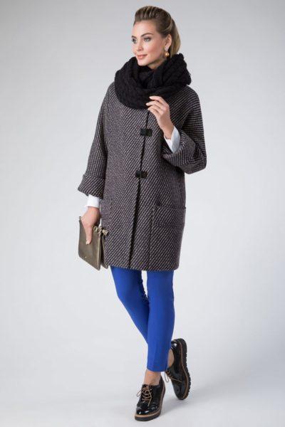 Пальто демисезонное С3-5551-229