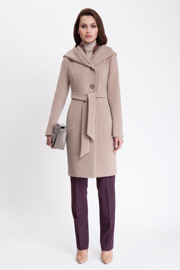 Пальто демисезонное 3-6044-128