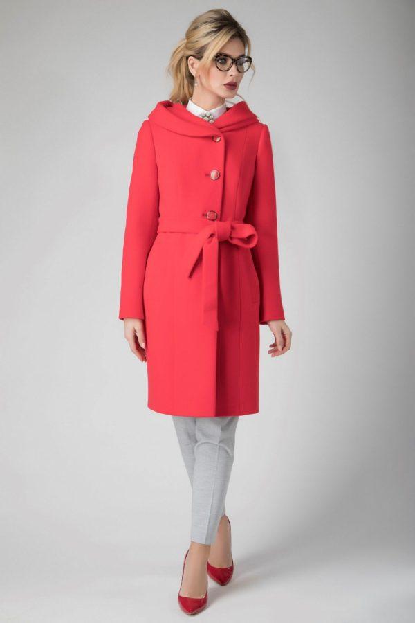 Пальто демисезонное 4-7120-128