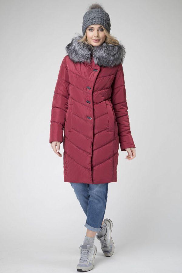 Пальто утепленное I43Y-60141-112