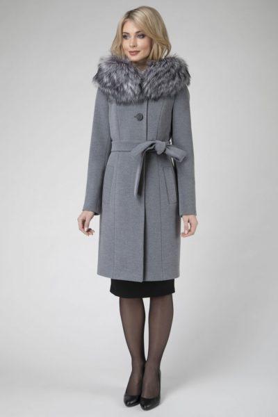 Пальто зимнее I44Y-7120-128
