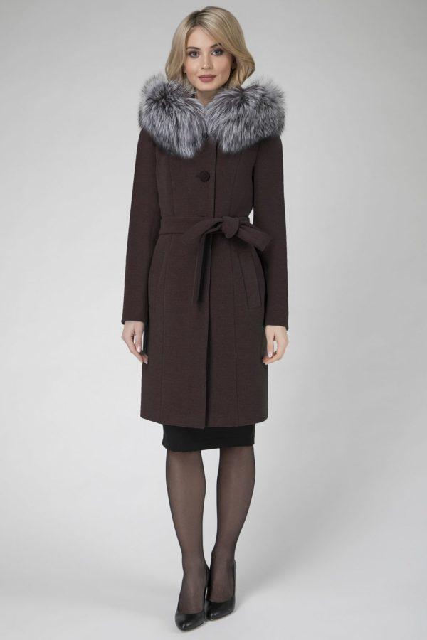Пальто зимнее NP4Y-7120-128