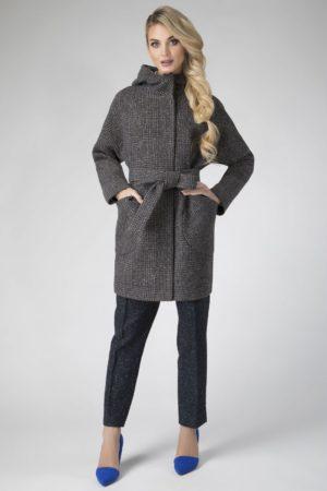 Пальто демисезонное 3-7007-6-248-1