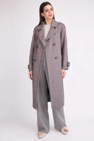 пальто тренч